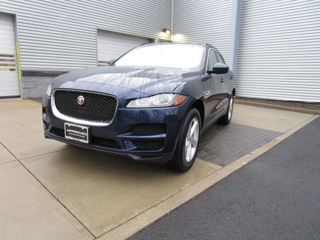 Used Jaguar F Pace Darien Ct