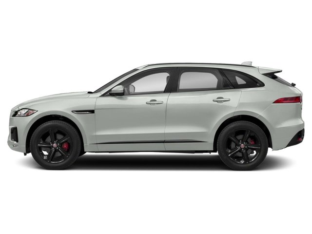 New 2020 Jaguar F-PACE SVR AWD