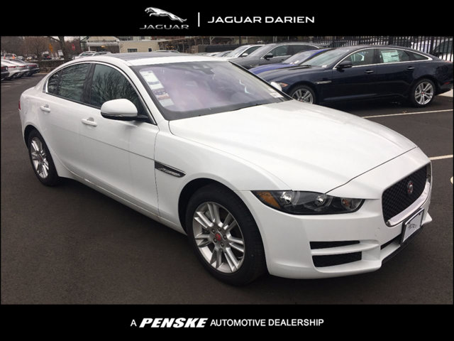 Lease Special 2017 Jaguar XE 25t Premium RWD Rear Wheel Drive Sedan