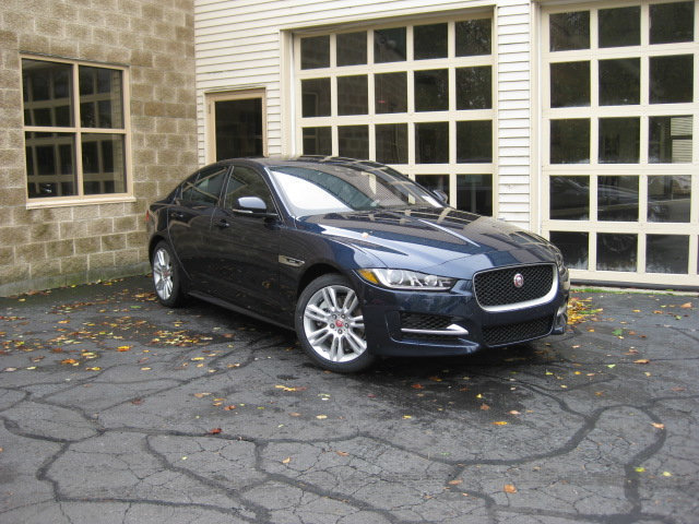 New Jaguar XE T RSport AWD Sedan Near Greenwich In Darien - All wheel drive jaguar