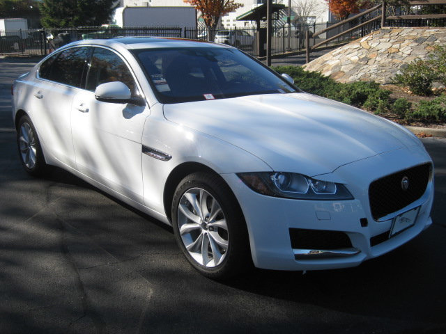 Lease Special 2017 Jaguar XF 20d Premium AWD All Wheel Drive Sedan
