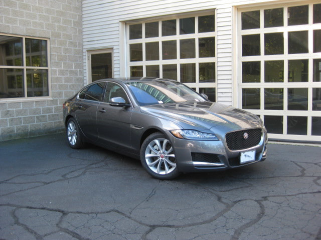 New Jaguar XF T Premium AWD Sedan Near Greenwich In Darien - All wheel drive jaguar