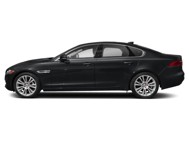 New 2020 Jaguar XF Sedan 25t Prestige AWD