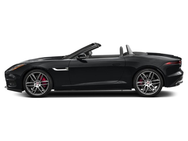 New 2020 Jaguar F-TYPE Convertible Automatic R AWD