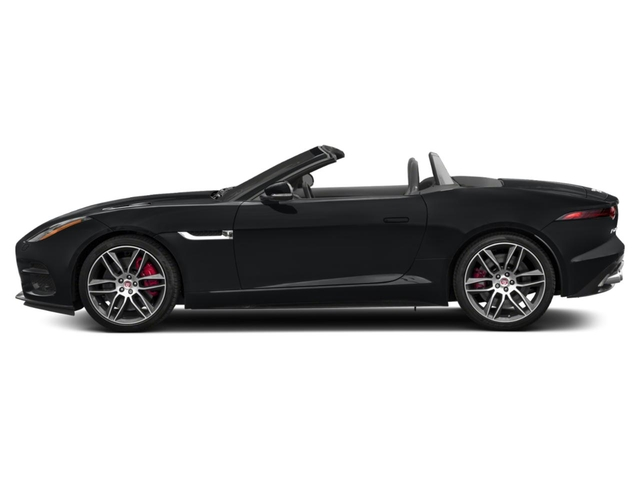 New 2019 Jaguar F-TYPE Convertible Automatic R-Dynamic AWD