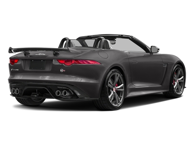 New 2018 Jaguar F TYPE Convertible Automatic SVR AWD