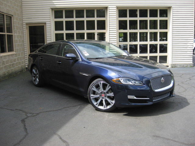 LEASE SPECIAL 2017 JAGUAR XJL Portfolio AWD – only 2 cars available