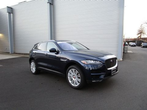 Certified Pre-Owned 2019 Jaguar F-PACE 30t Portfolio AWD