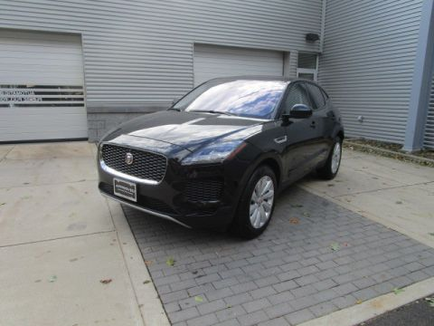 Certified Pre-Owned 2019 Jaguar E-PACE P250 AWD S