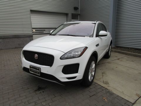 Certified Pre-Owned 2020 Jaguar E-PACE P250 AWD
