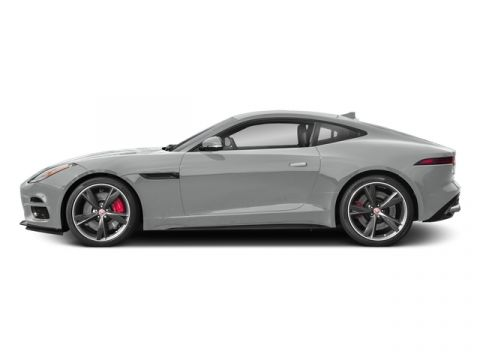 New 2018 Jaguar F-TYPE Coupe Automatic R-Dynamic AWD