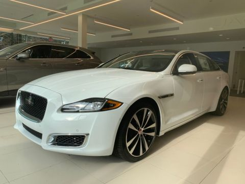 New 2019 Jaguar XJ XJ50 V6 AWD
